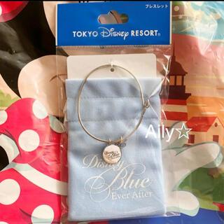 ディズニー(Disney)の新作♡ ブルーエバーアフター ミッキー シルバー ブレスレット(ブレスレット/バングル)