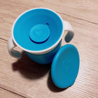 アカチャンホンポ(アカチャンホンポ)のマンチキン ミラクルカップ ブルー(マグカップ)