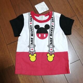 Disney - 新品タグ付き ミッキーTシャツ
