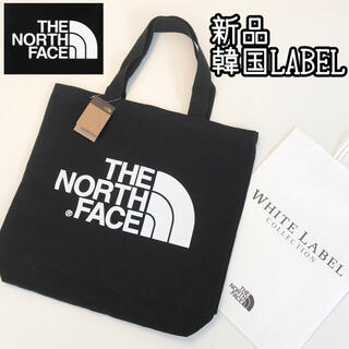 THE NORTH FACE - 新品/大人気/THE NORTH FACE/CANVAS TOTE BAG