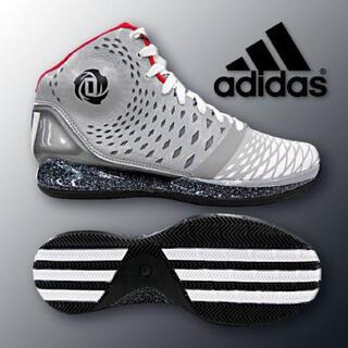 アディダス(adidas)のアディダス adidas スニーカー  デリックローズ バスケ NBA(スニーカー)