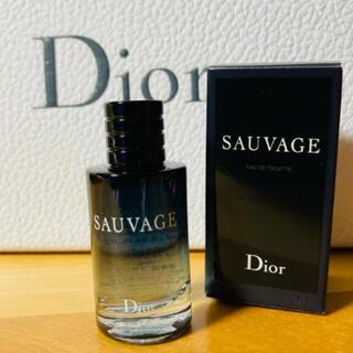 ディオール(Dior)のソヴァージュ♡10ml(ユニセックス)
