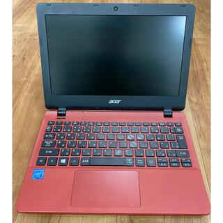 エイサー(Acer)のacer ES1-131 F14D/R  ノートパソコン(ノートPC)