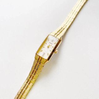 CITIZEN - 最終値下げ⭐︎シチズン  逆輸入  腕時計  ゴールド