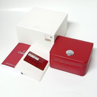オメガ(OMEGA)の【オメガ/OMEGA】時計用ケース・箱 取説 カードケース(その他)