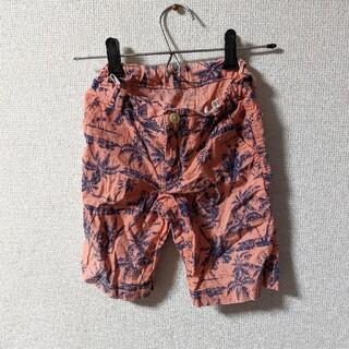 ジーユー(GU)のGU/110 ボタニカル柄 パンツ(パンツ/スパッツ)