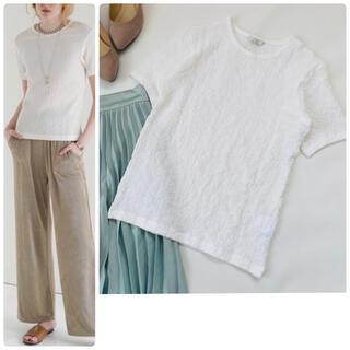 美品✨クラネ トップス カットソー 半袖 プルオーバー 春服夏服