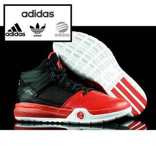 アディダス(adidas)のadidas アディダス NBA スニーカー  バッシュ デリックローズ(スニーカー)