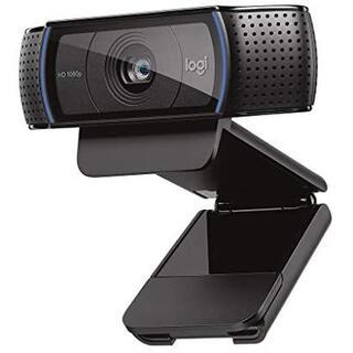 ロジクール ウェブカメラ C920n ブラック フルHD 1080P ウェブカム