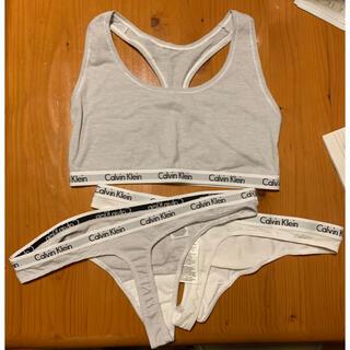 Calvin Klein - カルバンクライン下着セット