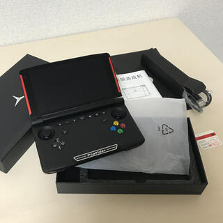 ☆ゲーミングタブレット! powkiddy x18☆(携帯用ゲーム機本体)