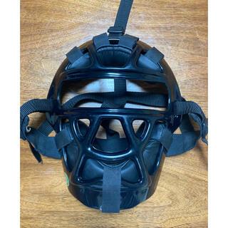 ミズノ(MIZUNO)の ミズノ 軟式野球用キャッチャーマスク ジュニア捕手用(防具)