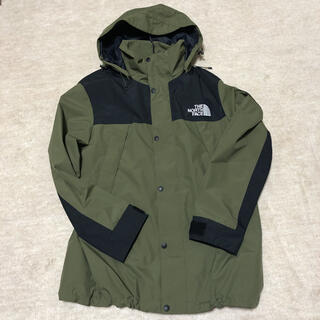 THE NORTH FACE - THE NORTH FACE WHITE LABEL マウンテンパーカー