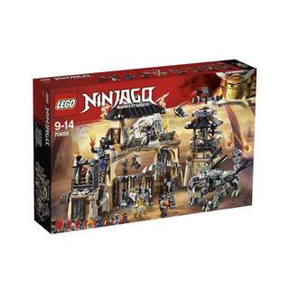 レゴ(Lego)のレゴ(LEGO) ニンジャゴー 挑め!ドラゴンコロシアム 70655(知育玩具)