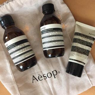 イソップ(Aesop)の【Aesop】スキンケア3点セット(化粧水/ローション)