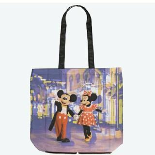 Disney - 東京ディズニーリゾート限定品 ポケッタブル バッグ ZUCCaコラボ ミッキー