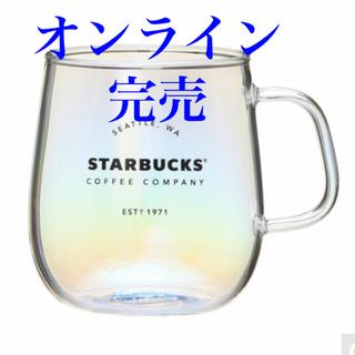 Starbucks Coffee - スターバックス 耐熱グラスマグラスター355ml
