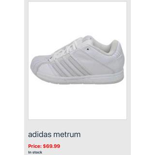 アディダス(adidas)のadidas METRUM 3.5  25.5cm【日本未発売品】(スニーカー)