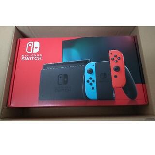 ニンテンドースイッチ(Nintendo Switch)のNintendo Switch 新型 新品未開封品!(家庭用ゲーム機本体)