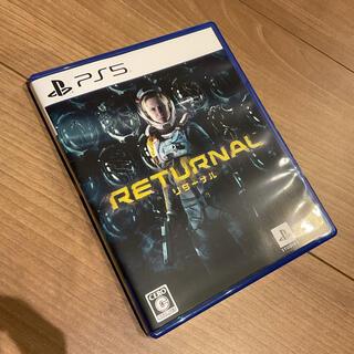 Plantation - 24時間以内の即日発送‼️Returnal(リターナル) PS5