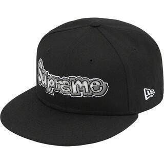 シュプリーム(Supreme)のSupreme Gonz Logo New Era Black シュプリーム 黒(キャップ)