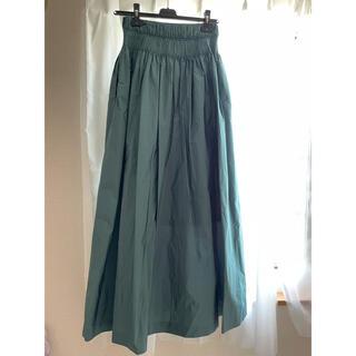 ドリスヴァンノッテン(DRIES VAN NOTEN)のDRIES VAN NOTEN ロングスカート ドレス(ロングスカート)