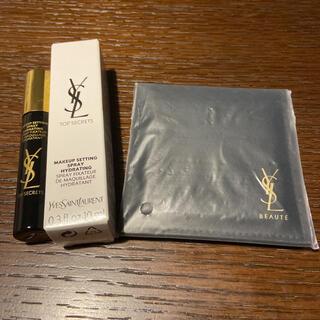 イヴサンローランボーテ(Yves Saint Laurent Beaute)のイヴ・サンローラン ミスト状化粧水 ミラー(化粧水/ローション)