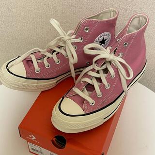 CONVERSE - コンバース ct70 チャックテイラー ピンク