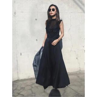 Ameri VINTAGE - Ameri VINTAGE_LADY BUSTIER ROMPERS DRESS