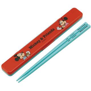 ディズニー(Disney)のレトロミッキー 箸(カトラリー/箸)