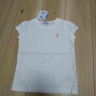 mikihouse - 新品未使用 ミキハウス Tシャツ 110