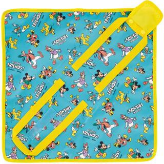 ディズニー(Disney)のレトロミッキー ランチクロス ランチョンマット(弁当用品)