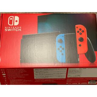 ニンテンドースイッチ(Nintendo Switch)のff様専用Nintendo Switch ニンテンドースイッチ(家庭用ゲーム機本体)