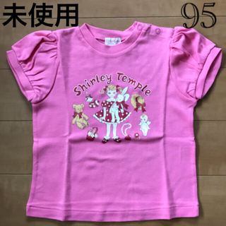 シャーリーテンプル(Shirley Temple)のシャーリー 95 Tシャツ ピンク 女の子(Tシャツ/カットソー)
