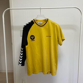 ファセッタズム(FACETASM)のtender person hummel コラボ Tシャツ(シャツ)