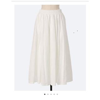 エブール クールミニパイル スカート