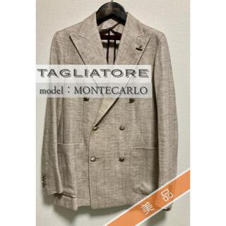 12.8万↑ TAGLIATORE/MONTECARLO/size 48-7R
