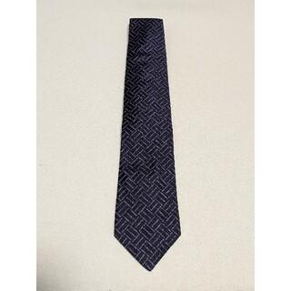 BURBERRY - 【美品】バーバリー BURBERRY 高級ネクタイ シルク100% イタリア製