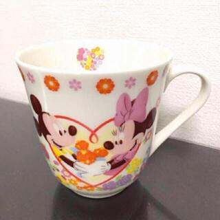 Disney - 箱付き新品未使用 マグカップ 非売品レア ミッキー ミニー