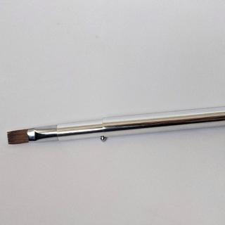 ハクホウドウ(白鳳堂)の竹宝堂 リップブラシ K-6 熊野筆(ブラシ・チップ)
