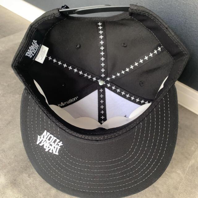 IN4MATION(インフォメーション)のインフォメーション キャップ 日本未販売 HI STAKES SNAPBACK メンズの帽子(キャップ)の商品写真