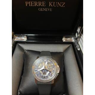 フランクミュラー(FRANCK MULLER)の未使用 ピエール・クンツ PIERRE KUNZ G403 スポーツクロノグラフ(腕時計(アナログ))