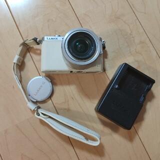 Panasonic - LUMIX DMC-GM1K レンズキット ホワイト