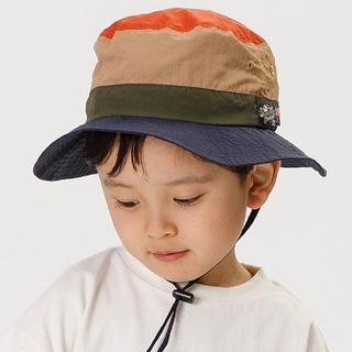 エフオーキッズ(F.O.KIDS)のF・O・KIDS 帽子 アウトドアハット 50cm (帽子)