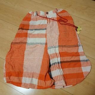 チャイハネ(チャイハネ)のチャイハネ amina ワイドパンツ スカート ハーフパンツ 未使用(カジュアルパンツ)