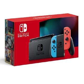 ニンテンドースイッチ(Nintendo Switch)のニンテンドースイッチ Nintendo Switch 本体 新品(家庭用ゲーム機本体)
