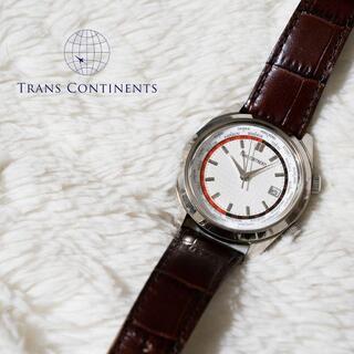 トランスコンチネンツ(TRANS CONTINENTS)のトランスコンチネンツ 腕時計(腕時計(アナログ))