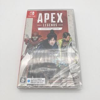 Nintendo Switch - エーペックス レジェンズ チャンピオンエディション APEX #2467