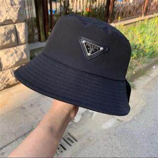 プラダ(PRADA)のPRADA プラダ ハット 帽子 新品未使用(ハット)