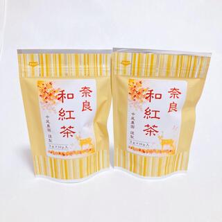 奈良県産 中尾農園 大和高原茶 和紅茶 ティーバッグ(茶)